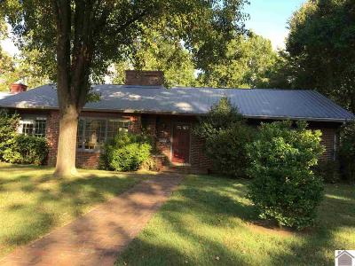Calloway County Single Family Home For Sale: 208 N 10th
