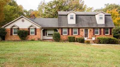 Paducah Single Family Home For Sale: 5051 Jewell Lane