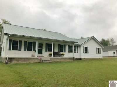 Graves County Single Family Home Contract Recd - See Rmrks: 10530 St Rt 131