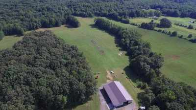Calloway County Farm For Sale: 1549 Poplar Springs Road