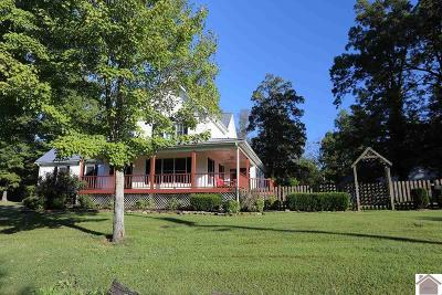 Calloway County, Marshall County Single Family Home Contract Recd - See Rmrks: 284 Ravenwood Circle