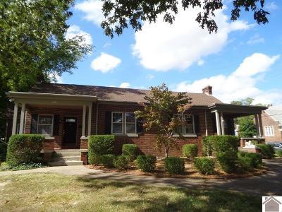 McCracken County Multi Family Home For Sale: 301-303 Lone Oak Road