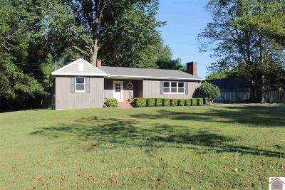 McCracken County Single Family Home For Sale: 4005 Minnich Ave.
