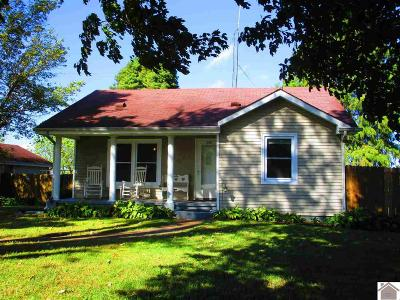 McCracken County Single Family Home For Sale: 11065 Blandville Road