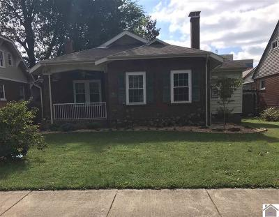 McCracken County Single Family Home For Sale: 2614 Jefferson