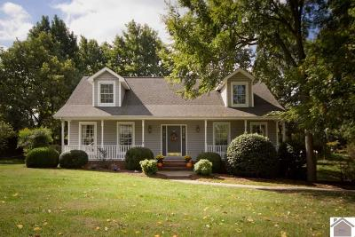 Paducah Single Family Home For Sale: 200 Pinebrook