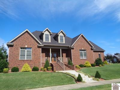 Paducah Single Family Home For Sale: 1601 Eagle Cove