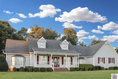Benton Single Family Home For Sale: 132 Tiger Lane