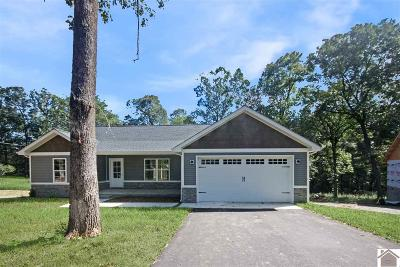 Calloway County Single Family Home For Sale: 272 Oakcrest Dr.