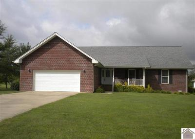 McCracken County Single Family Home For Sale: 125 Harting Ridge