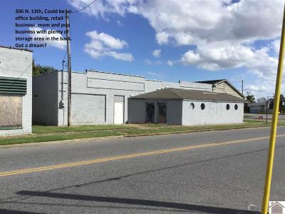 Paducah Commercial For Sale: 306 N 13th