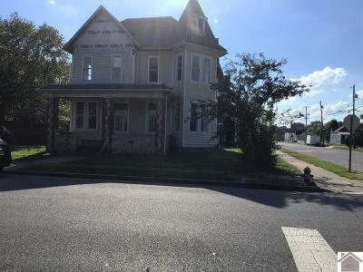 Paducah Single Family Home For Sale: 433 N 7th St