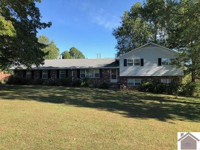 Princeton KY Single Family Home For Sale: $180,000