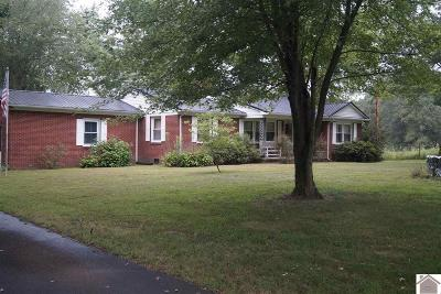 Graves County Single Family Home Contract Recd - See Rmrks: 2297 Byrd Rd