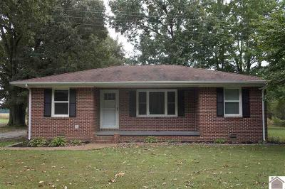 Calloway County Single Family Home For Sale: 55 Shoemaker Road
