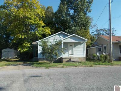 Paducah Single Family Home For Sale: 2121 N 13th Street
