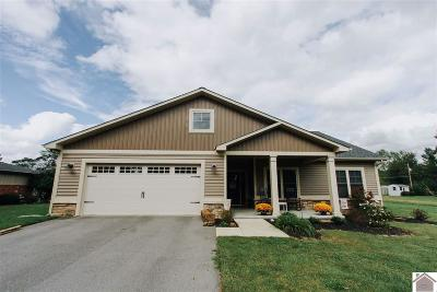 Calloway County, Marshall County Single Family Home For Sale: 112 Camelot Dr
