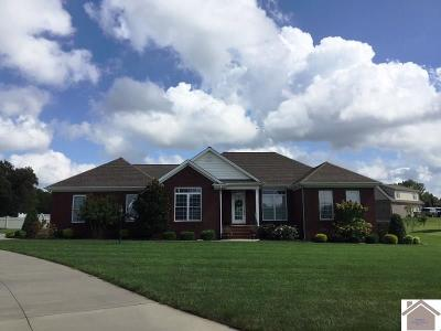Paducah Single Family Home Contract Recd - See Rmrks: 160 Clifton Cove