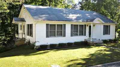Single Family Home Contract Recd - See Rmrks: 410 Grays Hillview Dr.