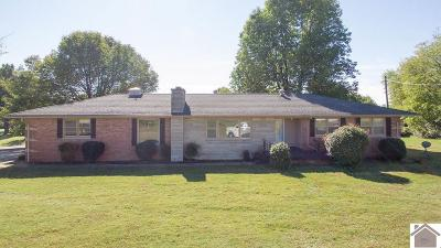 Paducah Single Family Home For Sale: 4000 Lovelaceville Road