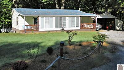 Cadiz KY Manufactured Home For Sale: $129,900