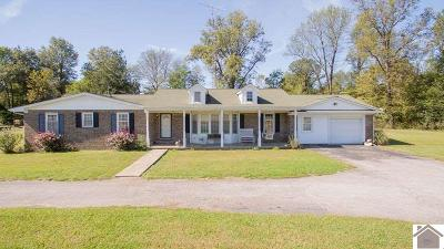 Fancy Farm Single Family Home Contract Recd - See Rmrks: 8253 State Route 307