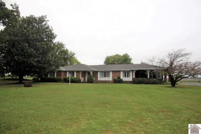 Lyon County, Trigg County Single Family Home For Sale: 2190 Main St