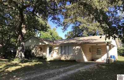 Murray Single Family Home For Sale: 513 Shady Ln