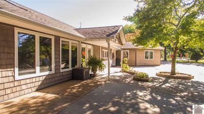 McCracken County Single Family Home For Sale: 12045 Blandville Rd