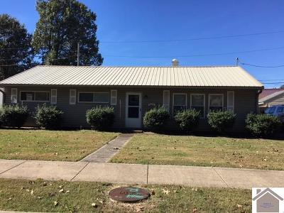 Paducah Single Family Home For Sale: 2811 Cornell Street