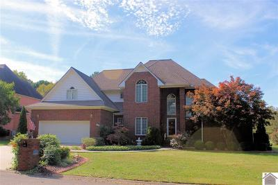 Murray Single Family Home Contract Recd - See Rmrks: 201 Country Club Lane