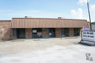 Terrebonne Parish, Lafourche Parish Commercial Lease For Lease: 235 N Hollywood Road