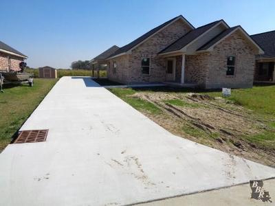 Raceland Single Family Home For Sale: 373 Landmark Drive