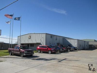 Terrebonne Parish, Lafourche Parish Commercial For Sale: 2186 Grand Caillou Road