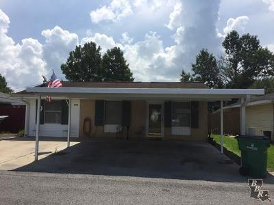 Larose Single Family Home For Sale: 309 W 11th Street