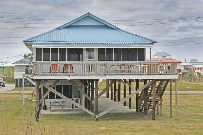 Grand Isle, Fourchon Single Family Home For Sale: 2214 Highway 1