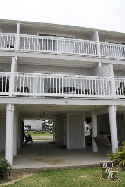 Grand Isle Single Family Home For Sale: Unit 26 Pirates Cove Marina