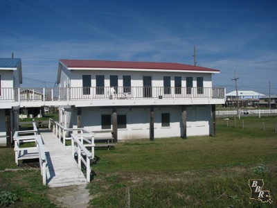 Grand Isle, Fourchon Single Family Home For Sale: 3598 Highway 1