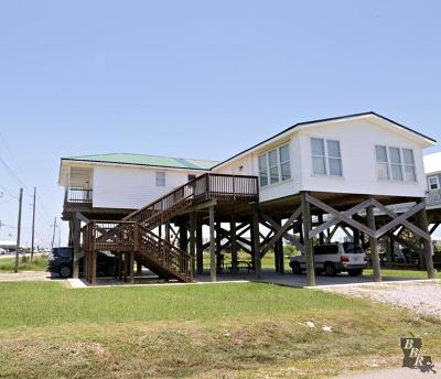 Grand Isle, Fourchon Single Family Home For Sale: 956 Highway 1