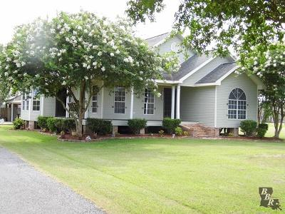 Cut Off Single Family Home For Sale: 14546 Highway 3235