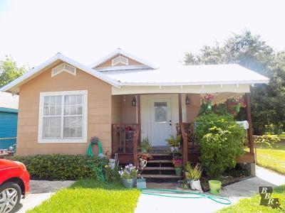 Golden Meadow Single Family Home For Sale: 177 Rue Poche Vide