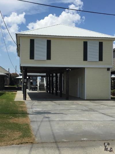 Grand Isle, Fourchon Single Family Home For Sale: 1011 Bourg Street