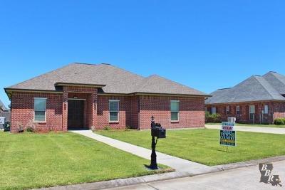 Thibodaux Single Family Home Back Up Offers: 141 Union Drive