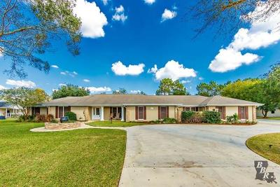 Houma Single Family Home For Sale: 4171 Highway 311
