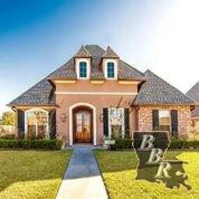 Terrebonne Parish, Lafourche Parish Single Family Home For Sale: 402 Port Royal Way