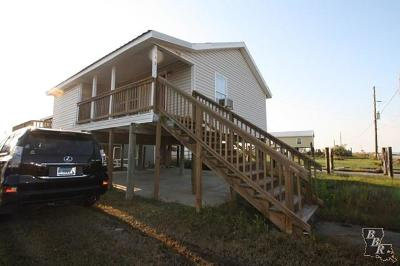 Grand Isle, Fourchon Single Family Home For Sale: 147 Sunset Lane