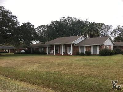 Houma Single Family Home Back Up Offers: 118 Estate Drive