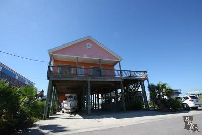 Grand Isle, Fourchon Single Family Home For Sale: 121 Foster Lane