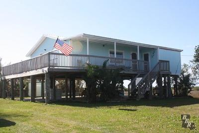 Grand Isle LA Single Family Home For Sale: $164,500