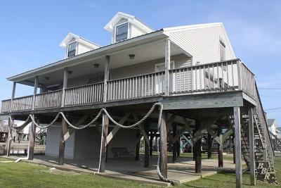 Grand Isle, Fourchon Single Family Home For Sale: 140 Lee Lane